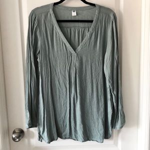 Sage Green Tunic